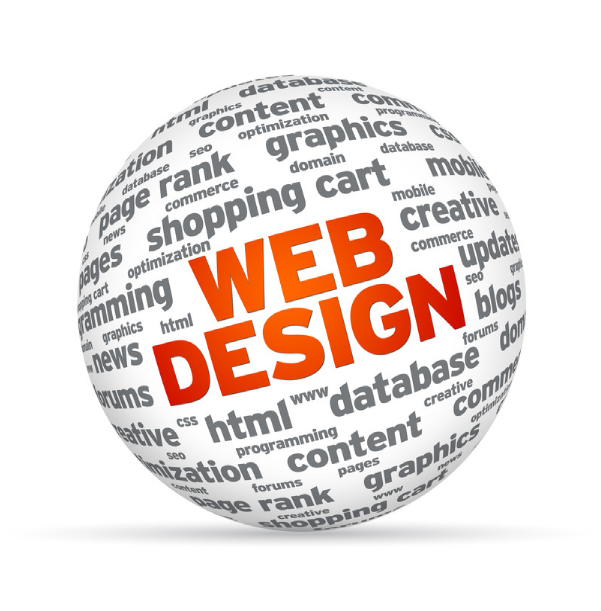 Website building and design. Mobile websites, website upgrading